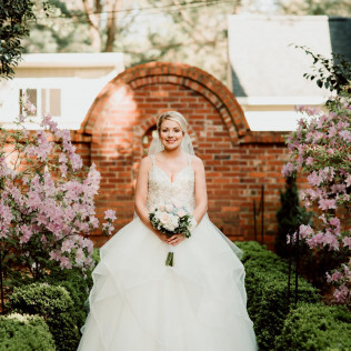 wedding photographer willow springs & raleigh nc